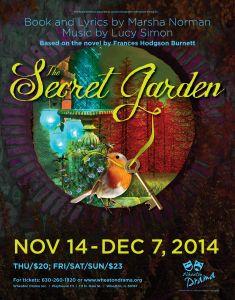 Wheaton Drama 187 The Secret Garden